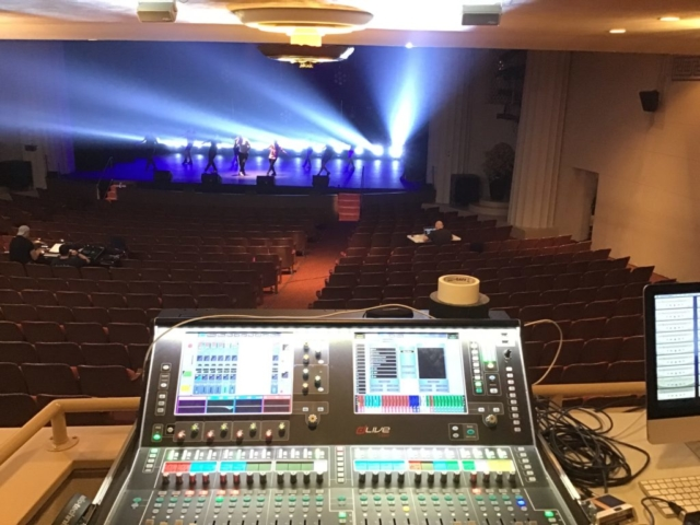 FOH Engineer - Concert Alex Theatre