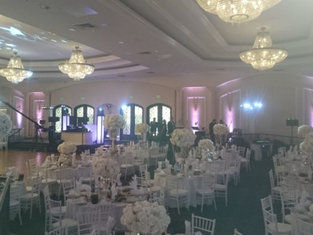 Multi Zone Audio Full Production Wedding
