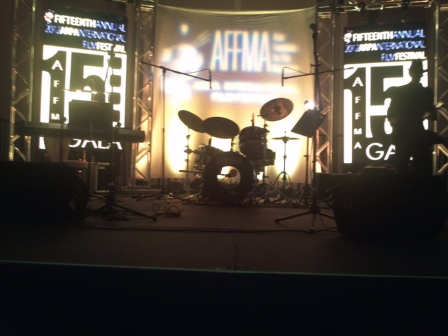 Event Services Audio AAFMA